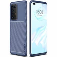 Чехол для Huawei P40 Pro iPaky Kaisy синий