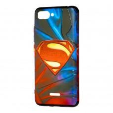 "Чехол для Xiaomi Redmi 6A print 3D ""Супермен"""