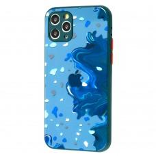 Чехол для iPhone 11 Pro Watercolor glass дизайн 4