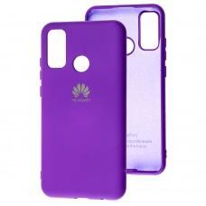 Чехол для Huawei P Smart 2020  my colors фиолетовый
