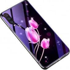 Чехол для Xiaomi Mi 9 SE Fantasy тюльпаны