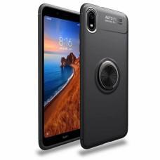 Чехол для Xiaomi Redmi 7A Deen под магнитный держатель черный