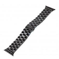 Ремешок Apple Watch Greatcase 38mm / 40mm черный