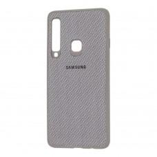 Чехол для Samsung Galaxy A9 2018 (A920) Carbon серый