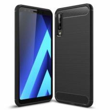 Чехол для Samsung Galaxy A7 2018 (A750) Ultimate Experience черный