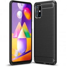 Чехол для Samsung Galaxy M31s (M317) Ultimate Experience черный