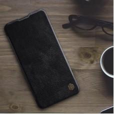 Чехол Nillkin Qin для Huawei P40 черный