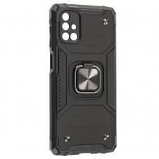 Чехол для Samsung Galaxy M51 (M515) Hard Defence черный