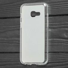 Чехол для Samsung Galaxy A3 2017 (A320) силиконовый прозрачный