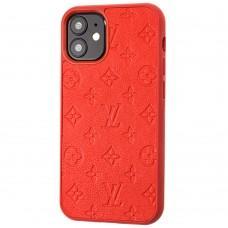 Чехол для iPhone 12 mini брэнд красный