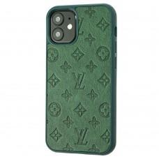 Чехол для iPhone 12 mini брэнд зеленый
