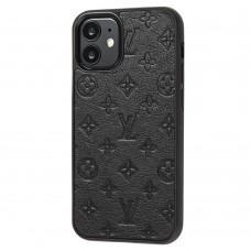 Чехол для iPhone 12 mini брэнд черный