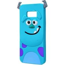 Чехол для Samsung Galaxy S8+ (G955) Disney Faces монстр
