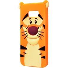 Чехол для Samsung Galaxy S8+ (G955) Disney Faces тигр