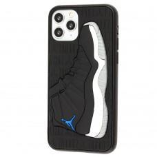 Чехол для iPhone 11 Pro Sneakers Brand jordan черный / серый