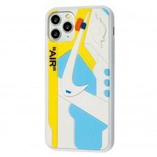 Чехол для iPhone 11 Pro Sneakers Brand nike air