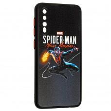 Чехол для Samsung Galaxy A50 / A50s / A30s game heroes spider-man