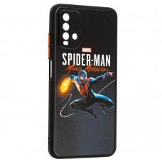 Чехол для Xiaomi Redmi 9T game heroes spider-man