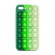 Чехол для iPhone 7 Plus / 8 Plus Pop it colors антистресс дизайн 2