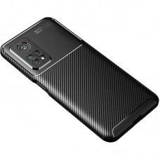 Чехол для Xiaomi Mi 10T / Mi 10T Pro iPaky Kaisy черный