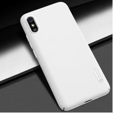 Чехол для Xiaomi Redmi 9A Nillkin Matte белый