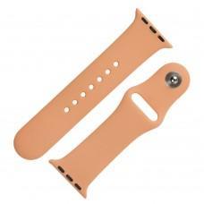 Ремешок Sport Band для Apple Watch 38mm розовый песок