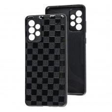 Чехол для Samsung Galaxy A52 Leather case куб