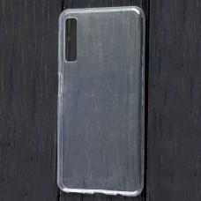 Чехол для Samsung Galaxy A7 2018 (A750) Premium прозрачный