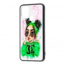 Чехол для Samsung Galaxy M31 (M315) Girls UV fashion