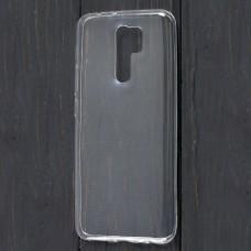 Чехол для Xiaomi Redmi 9 Epic прозрачный