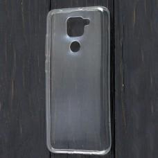 Чехол для Xiaomi Redmi Note 9 Epic прозрачный