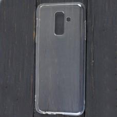 Чехол для Samsung Galaxy A6+ 2018 (A605) Epic прозрачный