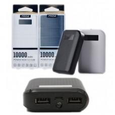 Внешний аккумулятор Remax power bank Proda 3J / PPL-11 10000mAh черный