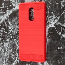 Чехол для Xiaomi Redmi 5 Ultimate Experience красный