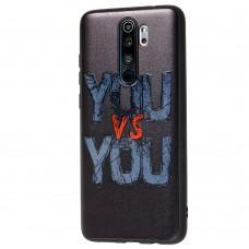"Чехол для Xiaomi Redmi Note 8 Pro Mix Fashion ""you"""