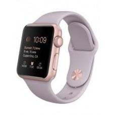Ремешок Sport Band для Apple Watch 38mm лаванда
