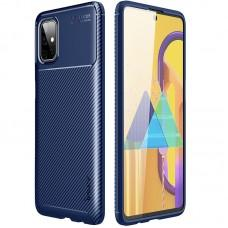 Чехол для Samsung Galaxy M51 (M515) iPaky Kaisy синий