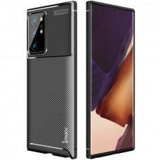 Чехол для Samsung Galaxy Note 20 Ultra (N986) iPaky Kaisy черный