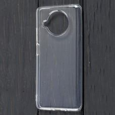 Чехол для Xiaomi Mi 10T Lite Virgin silicone прозрачный