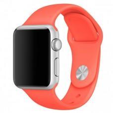 Ремешок Sport Band для Apple Watch 38mm / 40mm оранжевый