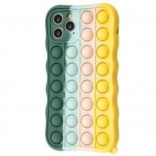 Чехол для iPhone 11 Pro Pop it colors антистресс дизайн 7