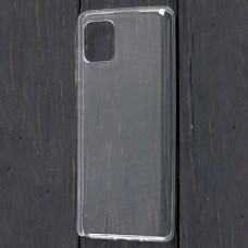 Чехол для Samsung Galaxy Note 10 Lite (N770) / A81 Epic прозрачный