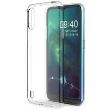 Чехол для Samsung Galaxy A01 (A015) Epic прозрачный
