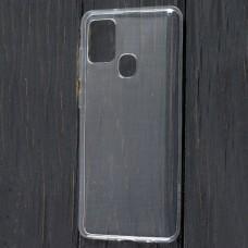Чехол для Samsung Galaxy A21s (A217) Epic прозрачный