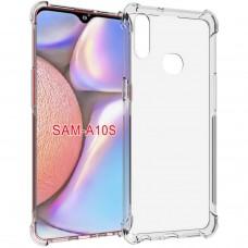 Чехол для Samsung Galaxy A10s (A107) WXD ударопрочный прозрачный