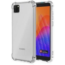 Чехол для Huawei Y5p (2020) WXD ударопрочный прозрачный