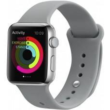 Ремешок Sport Band для Apple Watch 38mm / 40mm grey