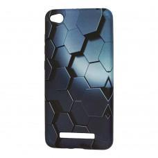 Чехол Star Case для Xiaomi Redmi 4a Black Cube