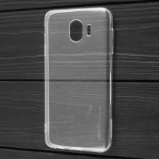 Чехол для Samsung Galaxy J4 2018 (J400) SMTT прозрачный