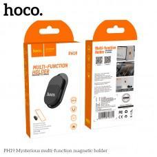 Держатель Hoco PH19 магнитный Mysterious multi-function черный